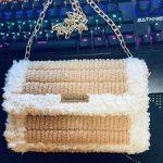 Handmade Fleece Woven Bag photo review